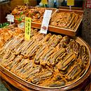 京都櫻花之旅:錦市場