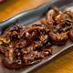 大阪黑門市場: 異形鰻魚肝