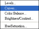 Adjustment Layer: Curves