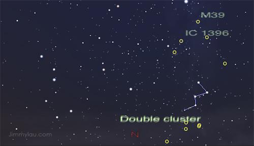 北斗七星」   春夏的夜空中,很容易便找到大熊座里的七颗亮星高清图片