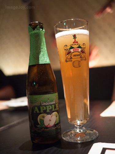 Lindemans Apple Beer