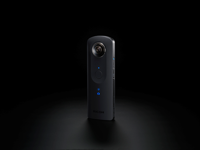 Ricoh Theta S 360 Photo